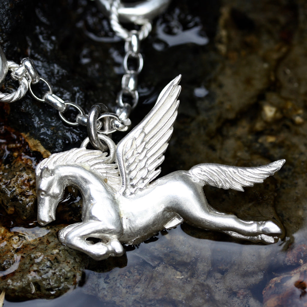 Pegasus Necklace.