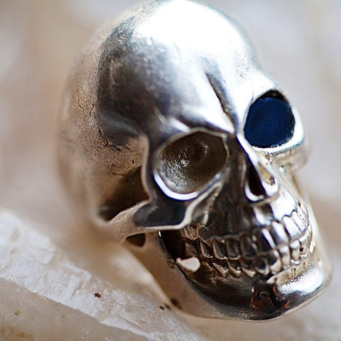 Mr Black Eyed Skull