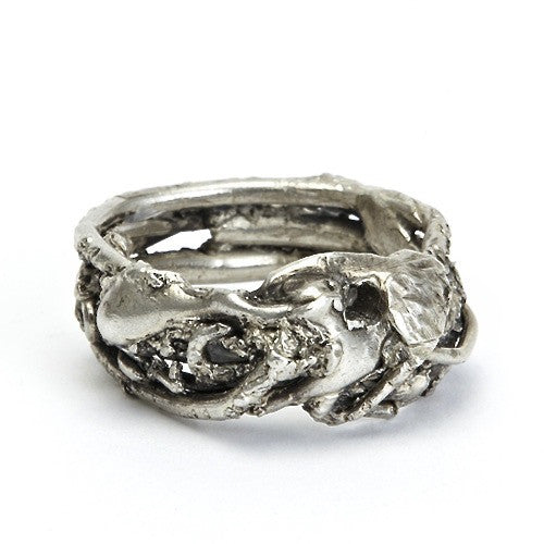 Vined Out Ring ( Unisex)