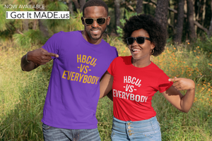 HBCUs vs Everybody: Find an HBCU and make a donation