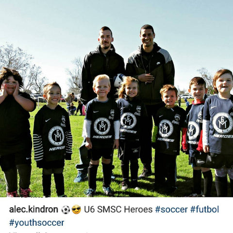 South MS Soccer Club U6 Heroes