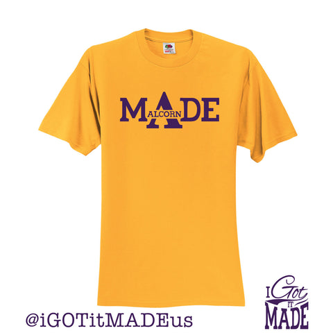 Alcorn MADE T-shirt