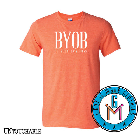 BYOB - Be Your Own Boss Tshirt