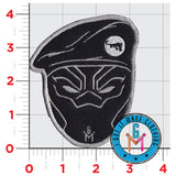 #BlackWithNoChaser Black Panther Patch