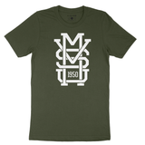 MVSU Interlocking Unisex T-shirt
