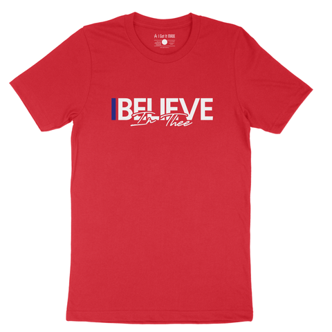 I Believe In Thee Unisex T-shirt