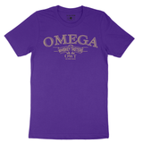 Omega Whiskey Tasters T-shirt