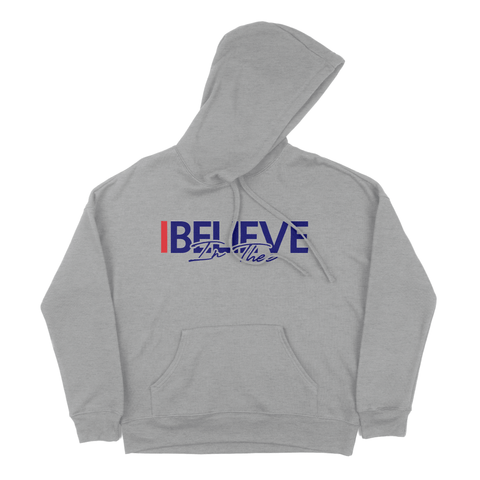 I Believe In Thee Sponge Fleece Hoodie