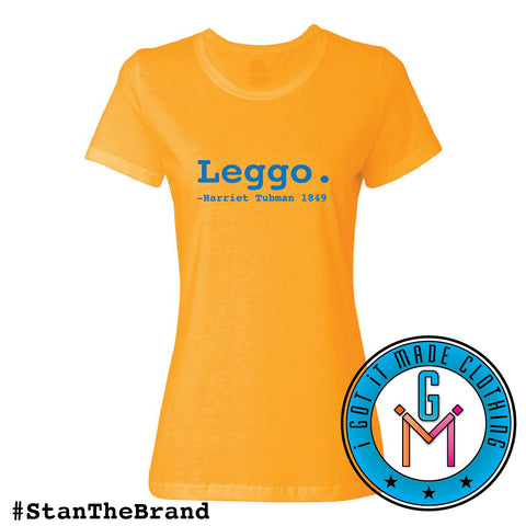 #StanTheBrand Leggo - Ladies Fit - Colors