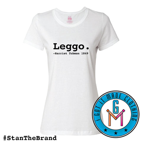 #StanTheBrand Leggo - Ladies Fit