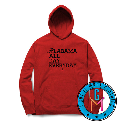Alabama All Day Everyday