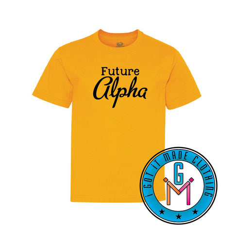 Future Alpha T-shirt