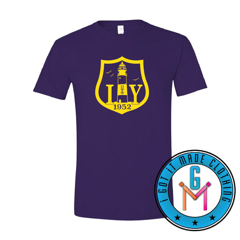Omega Psi Phi - Iota Upsilon (IY) Chapter Shirt