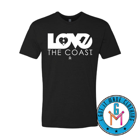 Love The Coast T-shirt