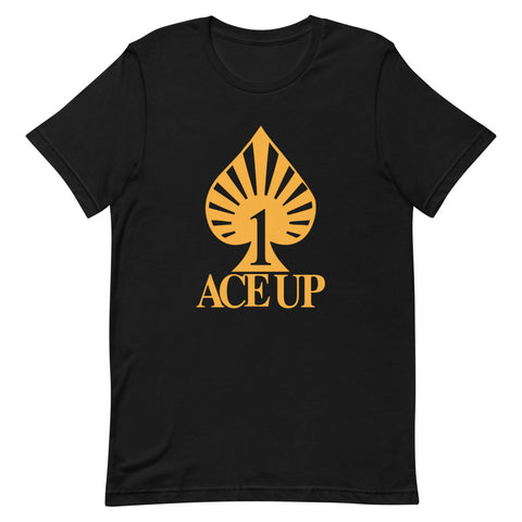 Ace Up Short-Sleeve Unisex T-Shirt