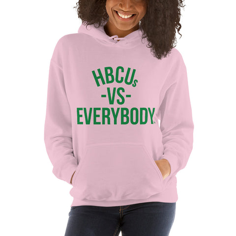 HBCUS vs Everybody Hoodie (1908 Edition)