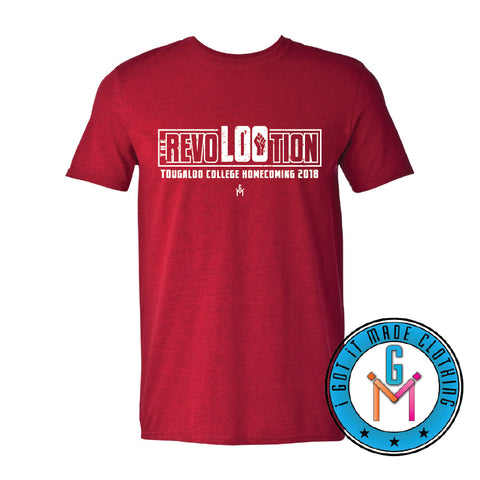 Tougaloo College Homecoming 2018 - Official T-shirt