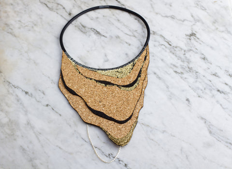 GEO Statement Necklace