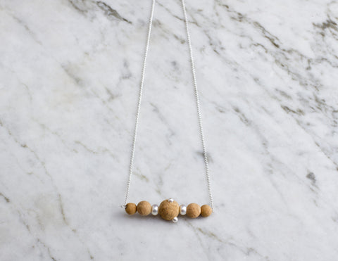 ASTEROID Chain Necklace