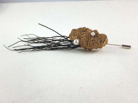 BARK Brooch