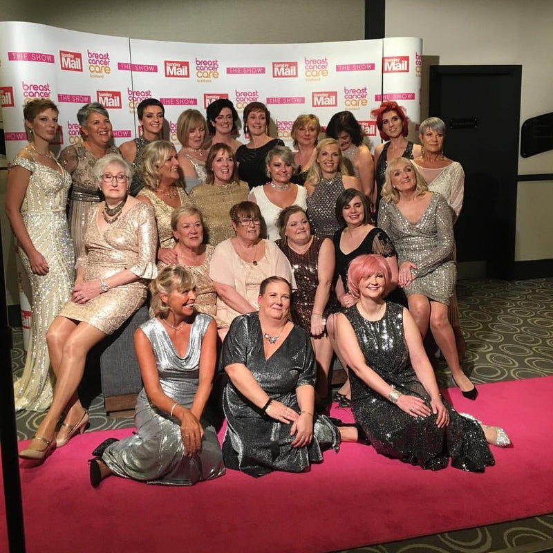 The Show Scotland 2018 for Breast Cancer Care by Emma Hourston
