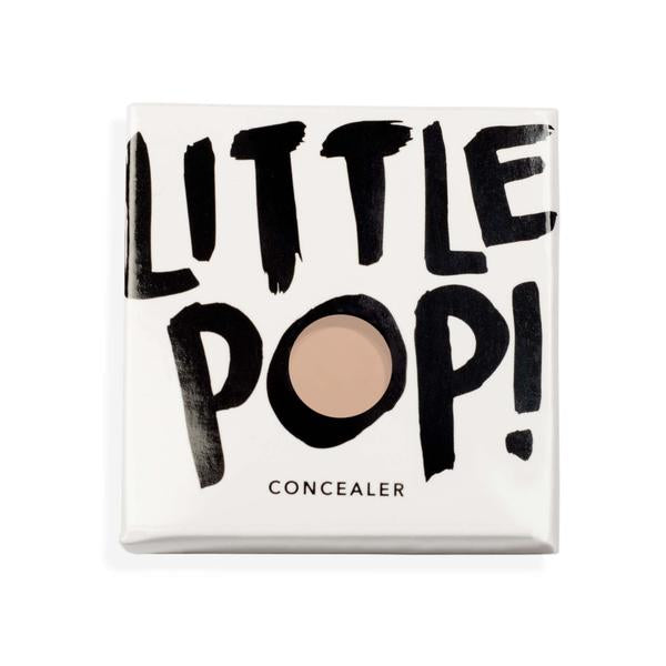 The Little Pop Concealer Box with the Milk Bottle shade inside