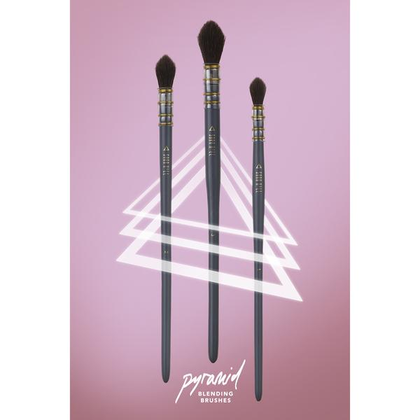 Graphic for Sara Hill Pyramid Blending brush set
