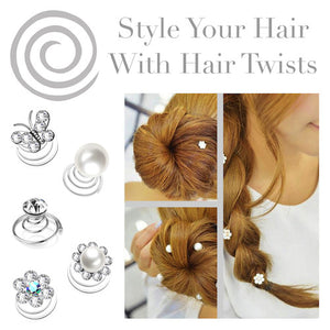 Style Your Hair With Hair Twists