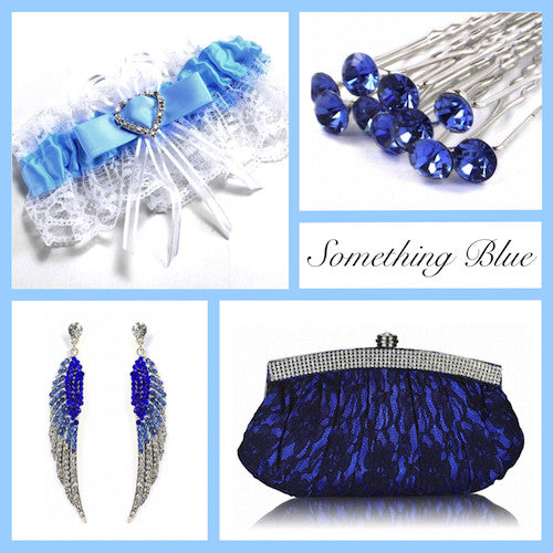 Something Blue Accessories