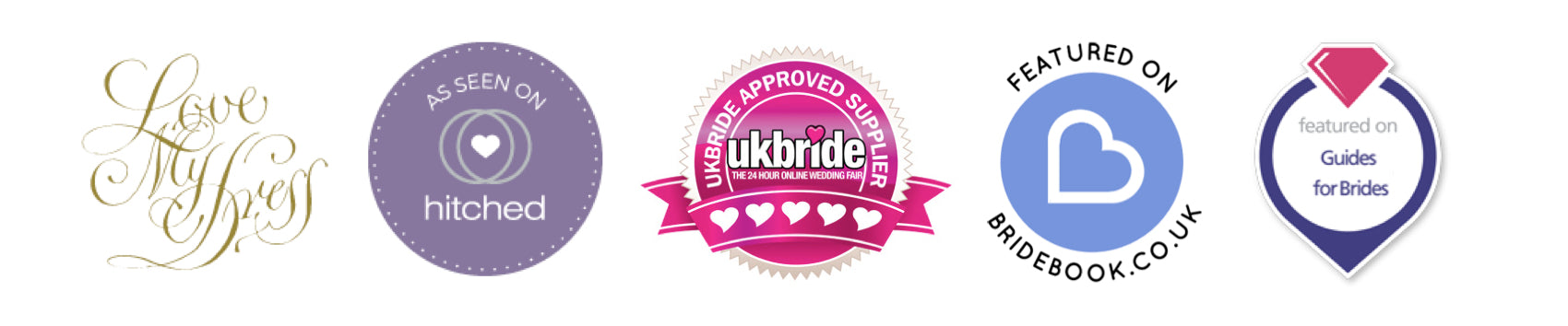 Bride Boutique are an accredited supplier of wedding jewellery and bridal accessories