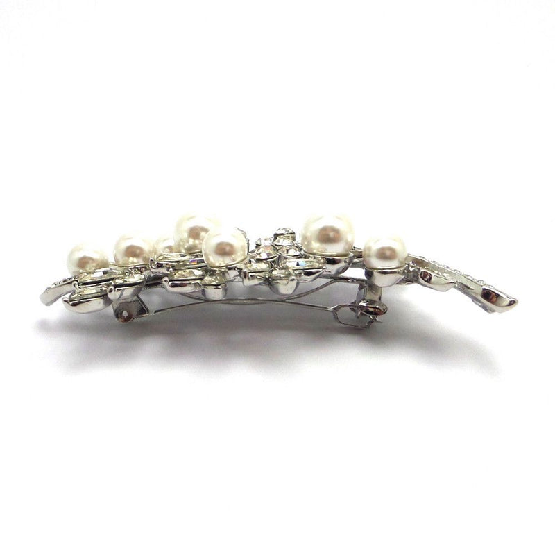 Crystal Starlet Hair Clip-Hair Accessories Bride Boutique