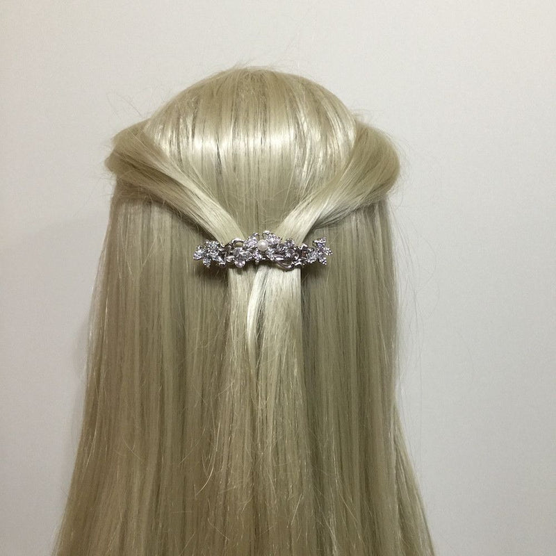 Enchanting Butterfly Hair Clip-Hair Accessories-Bride Boutique