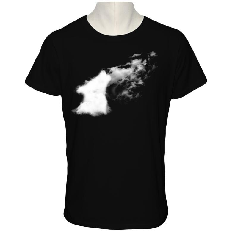 Wolfish Cloud T-Shirt