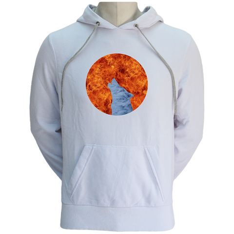 Fire and Ice Hoodie