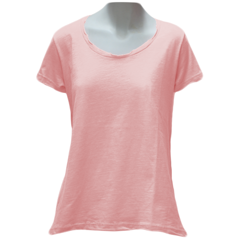 Plain Ladies T-Shirts