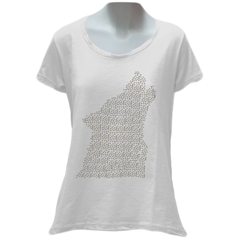 Wolfish Flock Ladies T-Shirt