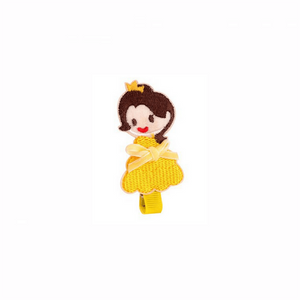 Pink Hippo Store Belle Princess hair pin
