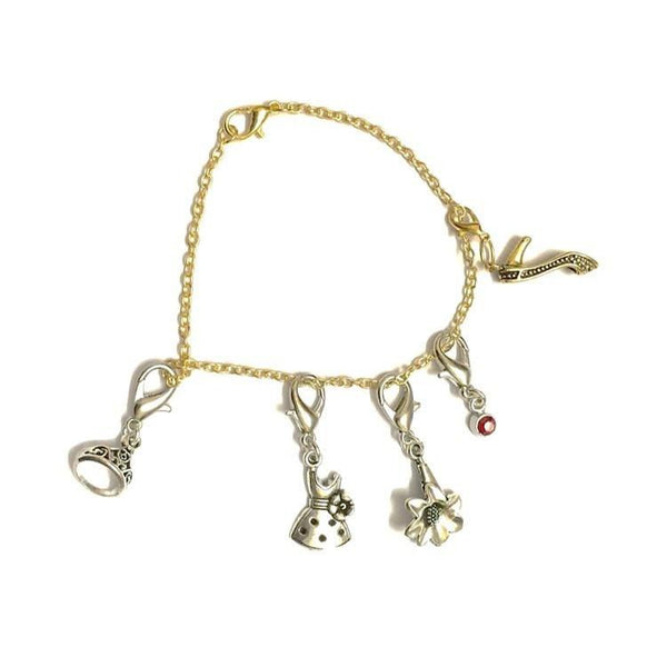 Pink Hippo Store High Heels Antique charm