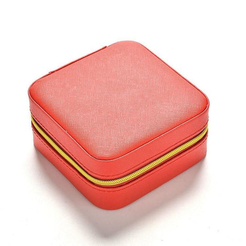 Pink Hippo Store Neo Jewellery Box Red