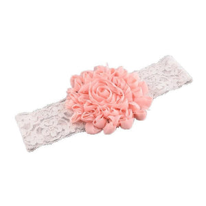 Pink Hippo Store Summer Flower hair band
