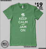 Keep Calm (Distressed)