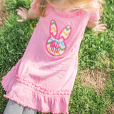 Personalized Bunny Dress | 2 colors
