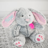 Personalized Bunny | 5 colors
