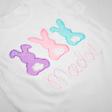 Personalized Bunny Shirt