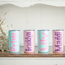 Personalized Tumbler | 12 oz