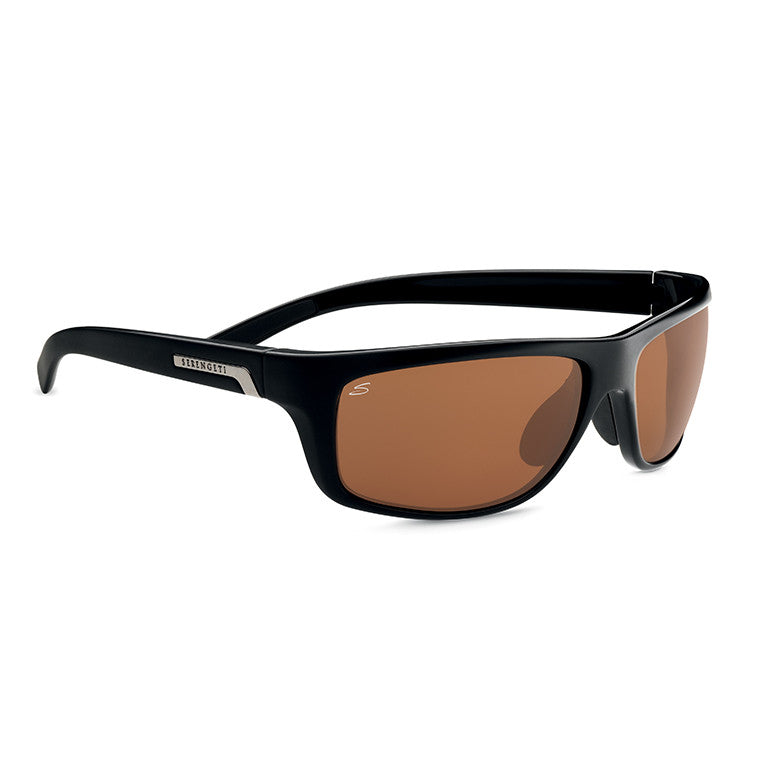 Serengeti Assisi Shiny Black 7753