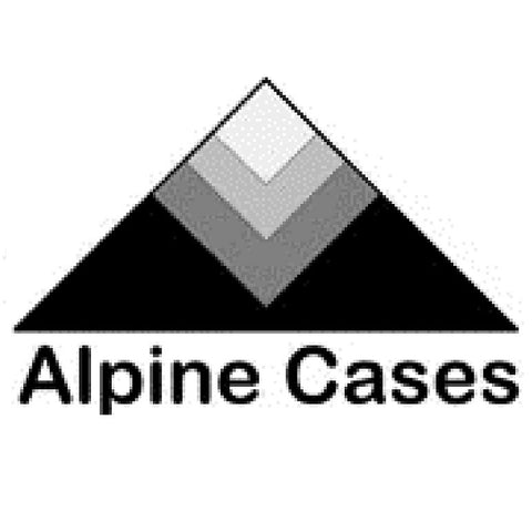 Alpine Handgun Case Shaped Inner