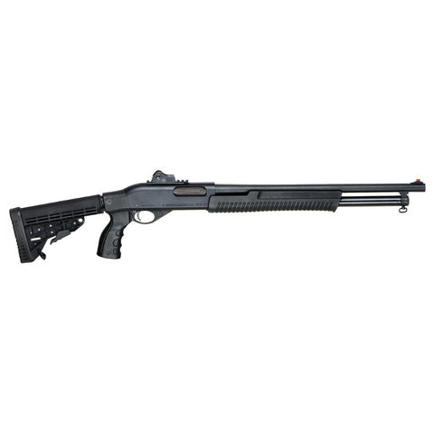 Bernardelli Shotgun, Pump Action, PA12 Telescopic Stock