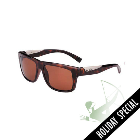 Bollé Clint Shiny Tortoise Polarised  - 11827