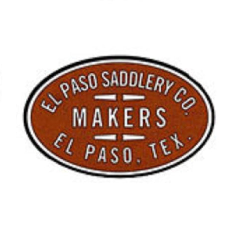 El Paso Holster - Saddle Scabbard